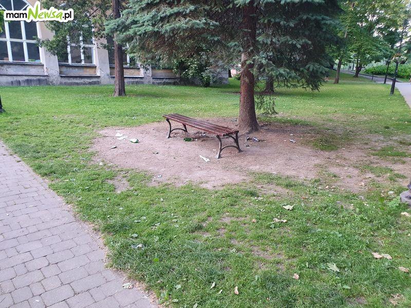 Żenujące sceny w Parku Miejskim. Strach tam iść z dziećmi