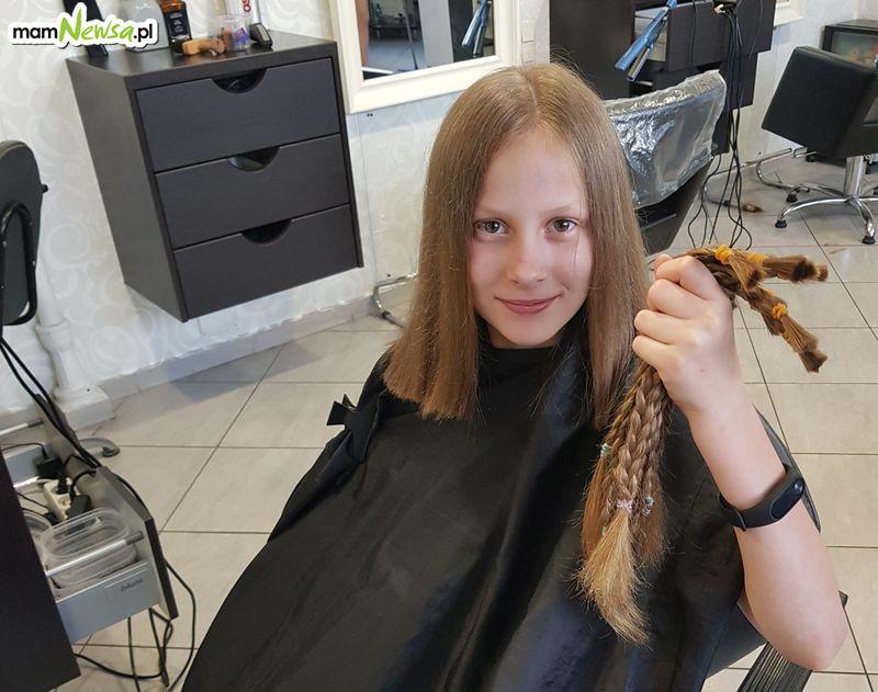 Piękny gest! Judyta ścięła włosy, żeby pomóc chorej osobie [FOTO]