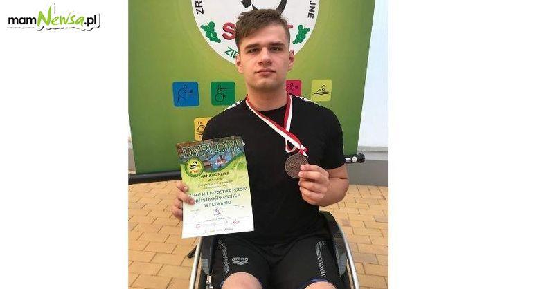 Kamil Hankus z brązowym medalem Mistrzostw Polski