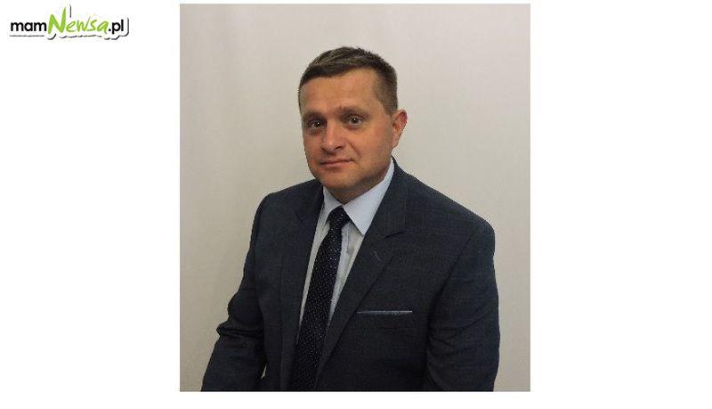 44-letni Jerzy Obstarczyk został nowym prezesem wodociągów