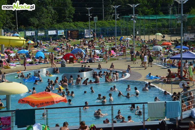 Rekordowy czerwiec na andrychowskim basenie. Trzy razy więcej gości niż rok temu