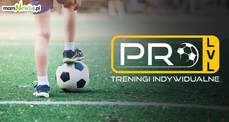 PRO LEVEL zaprasza na indywidualne treningi piłkarskie