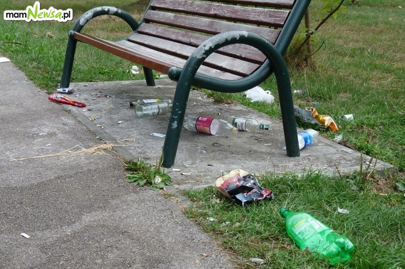 Burmistrz Kęt o śmieciach: Ja tego nie zrobiłem, zapewniam że moje córki też nie