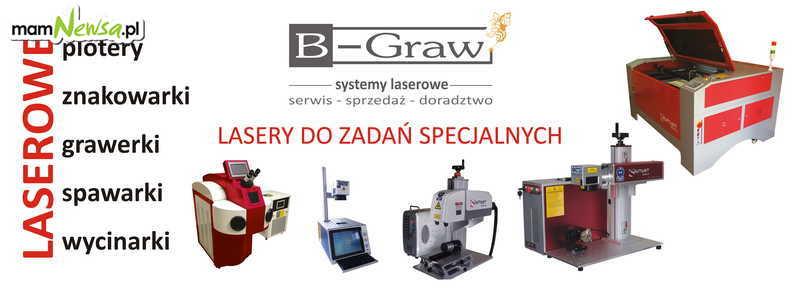 Firma B-GRAW Systemy Laserowe