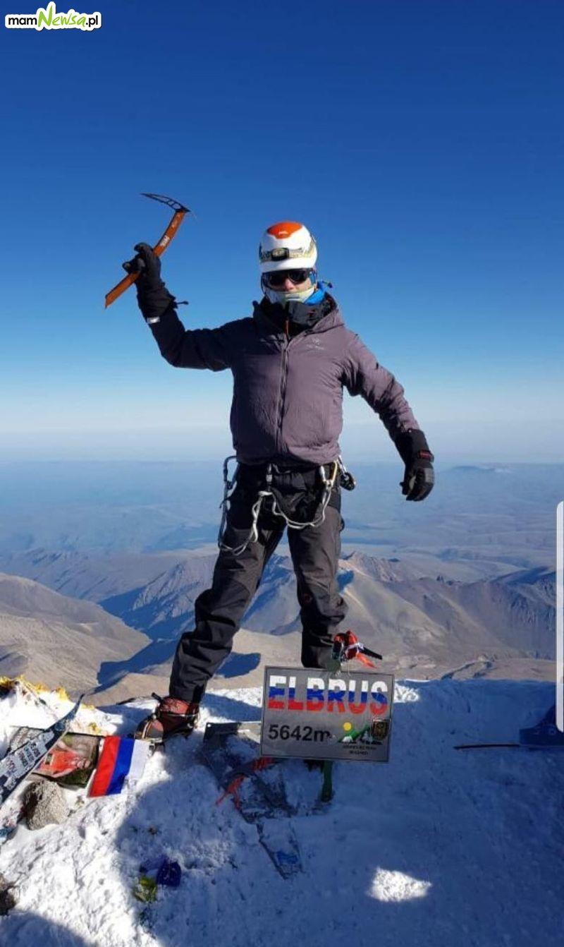 Himalaiści z Rzyk zdobywają kolejne szczyty