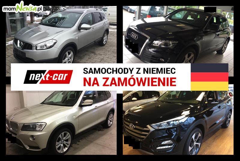 NEXT-CAR Samochody z Niemiec na zamówienie! Nowe oferty. Szukasz auta - zadzwoń!
