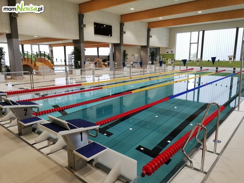 2 miesiące działalności nowego basenu w Andrychowie. Małe podsumowanie. Rozmawiamy z dyrektorem