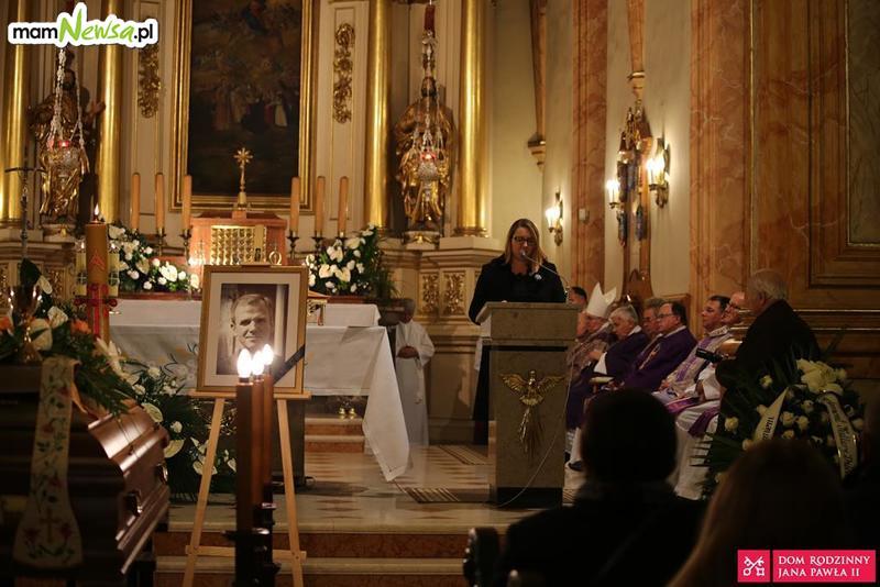 W Wadowicach pożegnano zmarłego dyrektora papieskiego muzeum