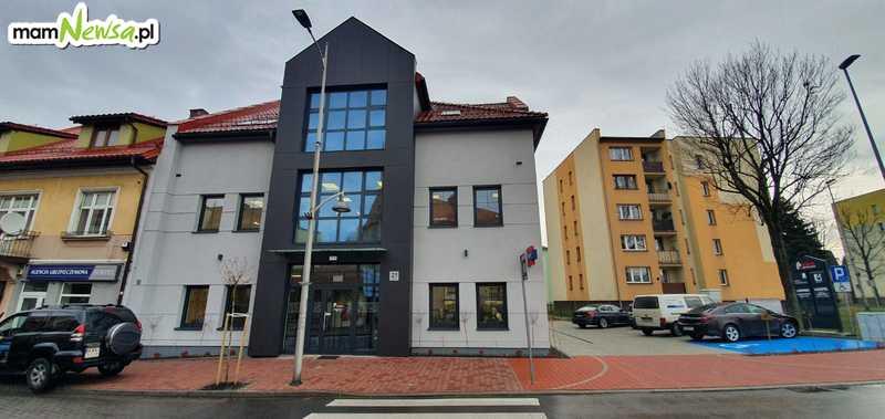 Nowy biurowiec w Andrychowie oficjalnie otwarty [FOTO]