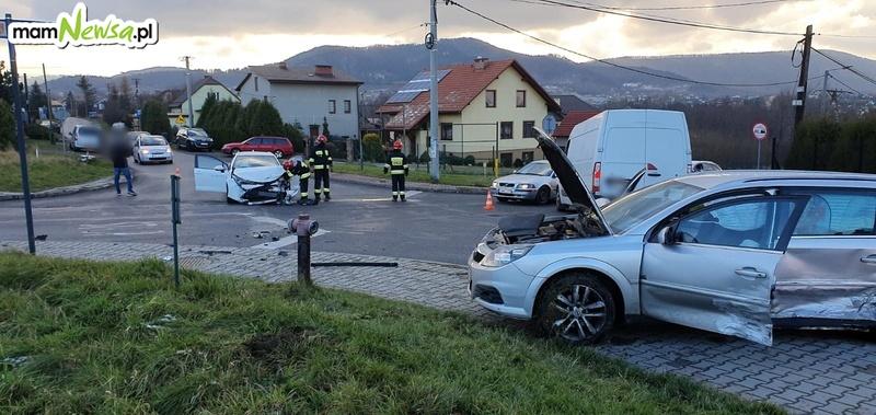 Kolejny wypadek na słynnym skrzyżowaniu [FOTO]
