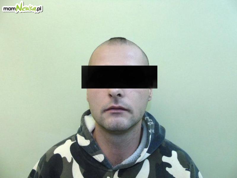 Uciekł ze szpitala w Andrychowie, w Choczni zaatakował nożem taksówkarza