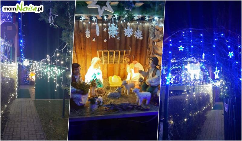 Dom jak z bożonarodzeniowej bajki [FOTO]
