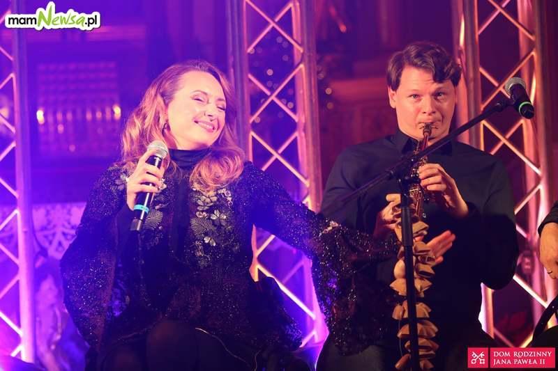 Nastrojowy koncert kolęd w wadowickiej Bazylice
