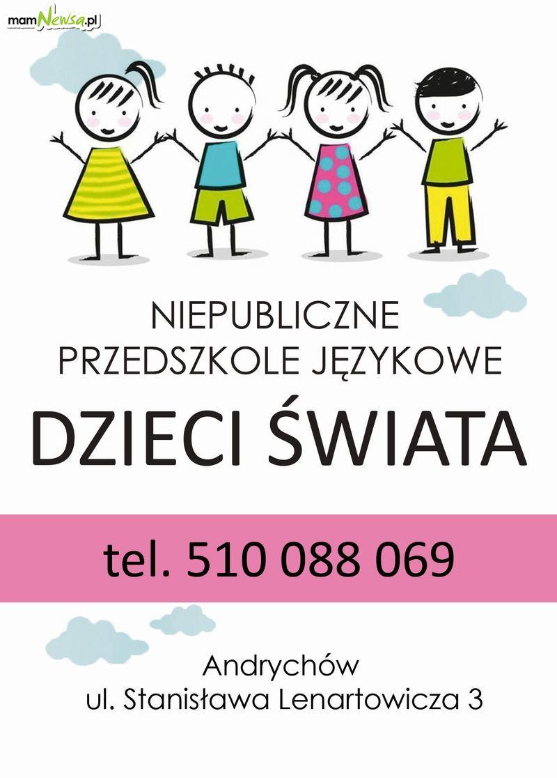 Zapisy do przedszkola w Andrychowie