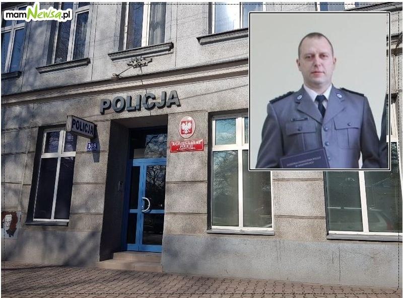 Komisariat w Andrychowie ma nowego komendanta [FOTO] [AKTUALIZACJA]