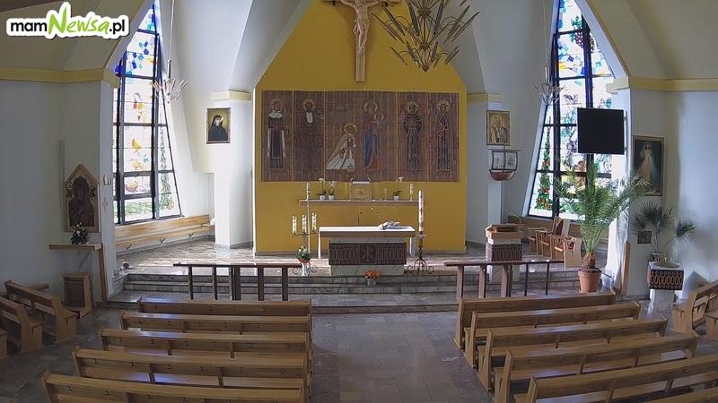Msza na żywo w Internecie z kolejnej parafii w gminie