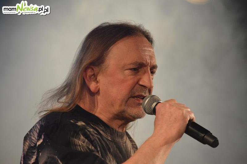 Marek Piekarczyk z koncertem charytatywnym
