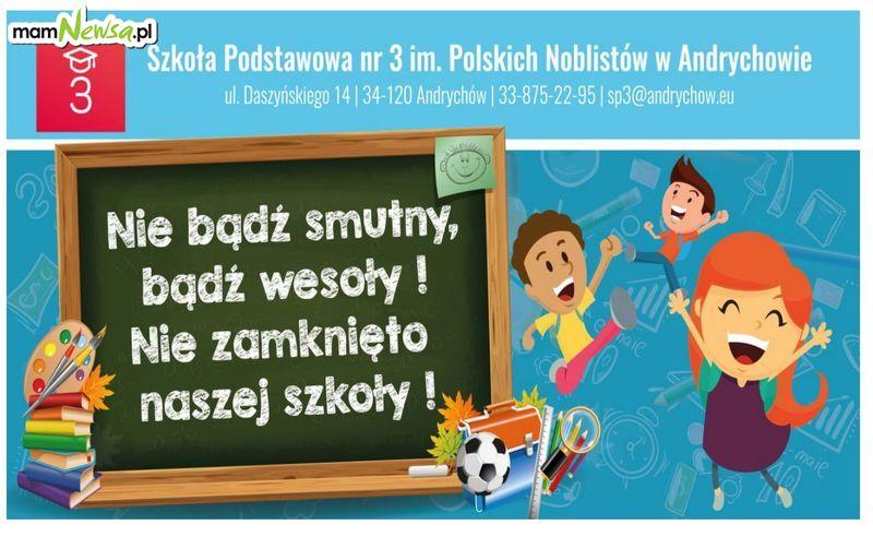 Szkoła Podstawowa nr 3 ogłasza nabór do klas I, IV, VII. Zaproszenie na Dzień Otwarty