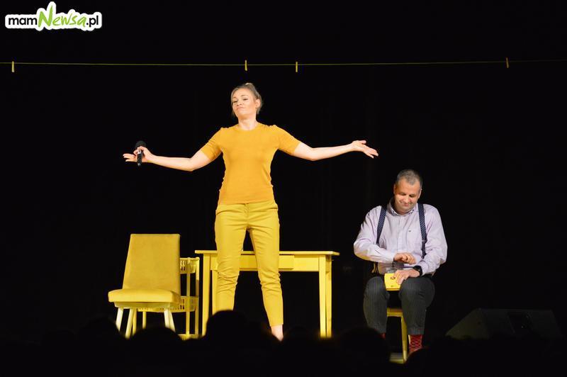 Sonia Bohosiewicz na Dzień Kobiet ze swoim spektaklem