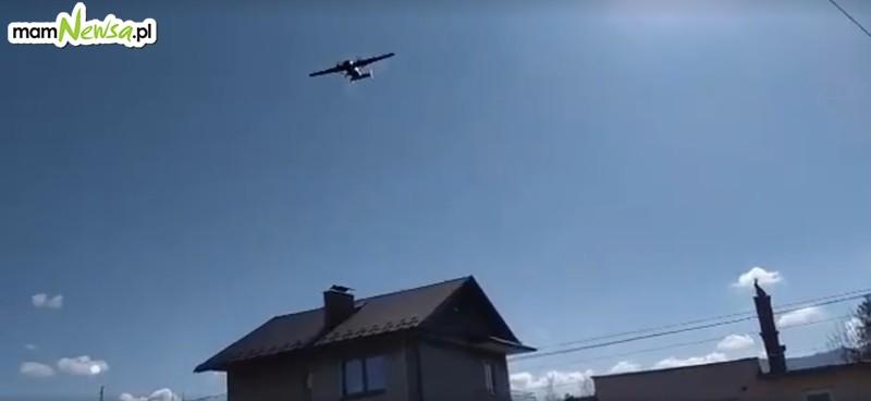 Samoloty nad regionem. O co chodzi?