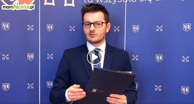 Bartosz Kaliński o sytuacji w związku z koronawirusem