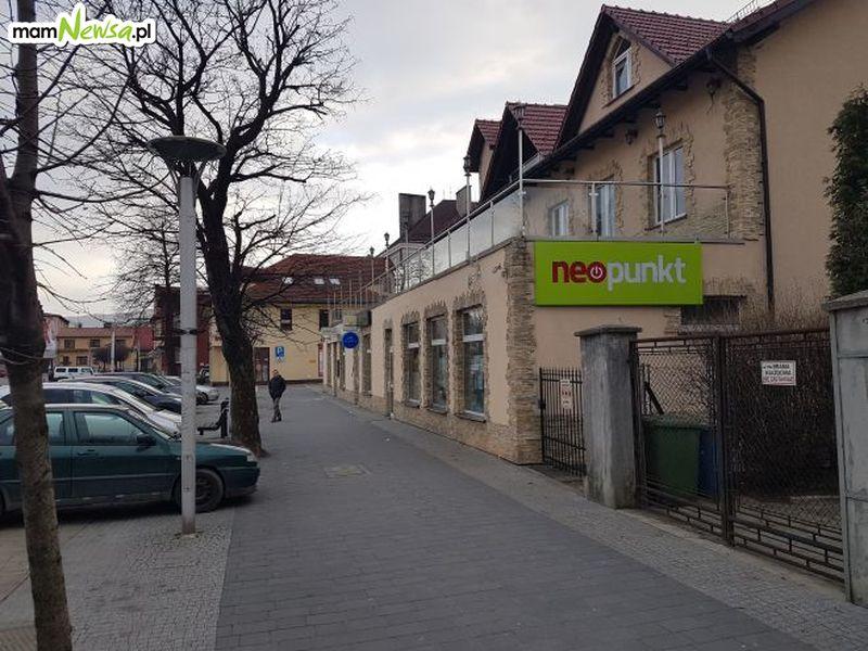 Informacja dla mieszkańców. Sklep Neopunkt w Andrychowie jest czynny
