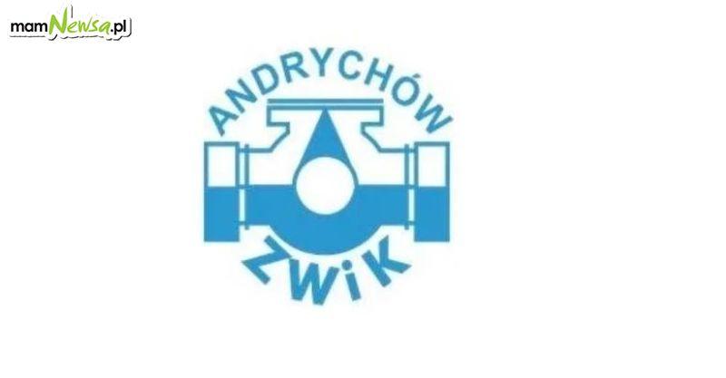 Odczyty wodomierzy. Komunikat Zakładu Wodociągów i Kanalizacji w Andrychowie
