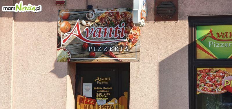 Pizzeria Avanti. Andrychów i Wadowice. Zamawiajcie przez telefon!