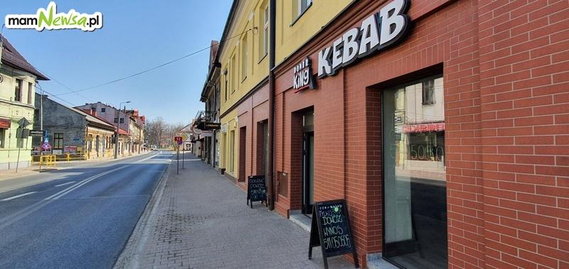 KEBAB DONER KING codziennie przyjmuje zamówienia