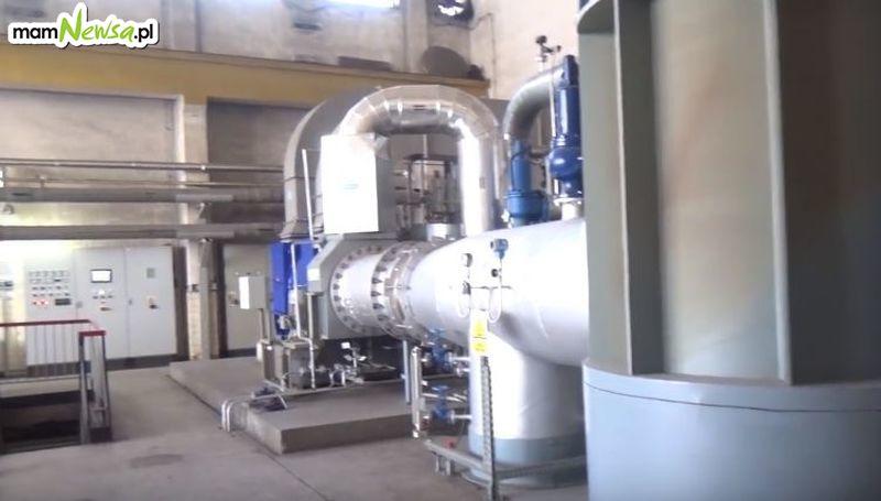 Od kwietnia andrychowska Elektrociepłownia przeszła całkowicie na gaz