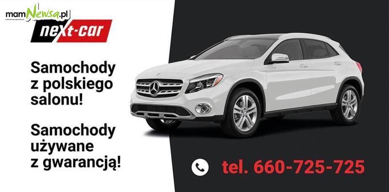 NEXT-CAR zaprasza do zapoznania się z ofertą sprzedaży samochodów Mercedes GLA z 2018r.