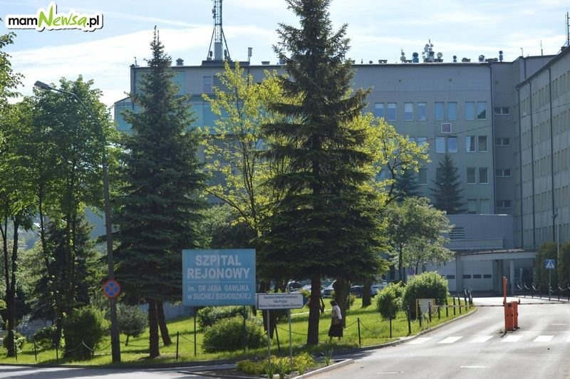 Koronawirus w szpitalu, zawieszona działalność oddziału i poradni