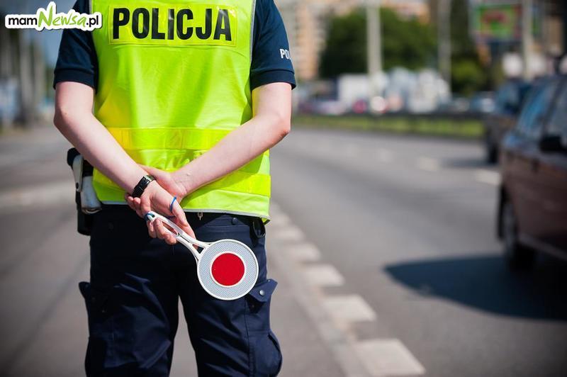 Mandaty i punkty karne. 25 kierowców złapanych na przekroczeniu prędkości