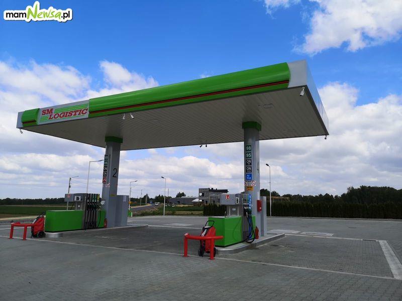 Paliwo z Grupy Orlen na nowej stacji paliw SM LOGISTIC