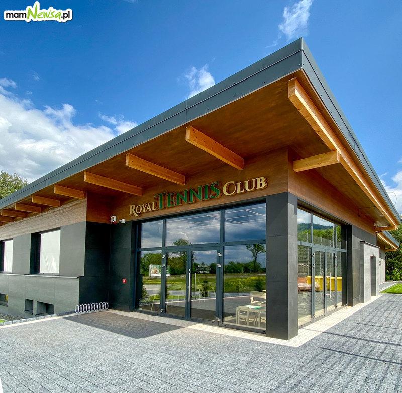 Centrum Sportowe Royal Tennis Club w Kozach otwiera squash i fitness!