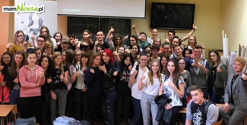 Erasmus Plus – europejski wymiar Zespołu Szkół nr 2 im. św. Jadwigi Królowej w Andrychowie
