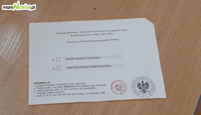 Tak głosowali mieszkańcy regionu. Wyniki