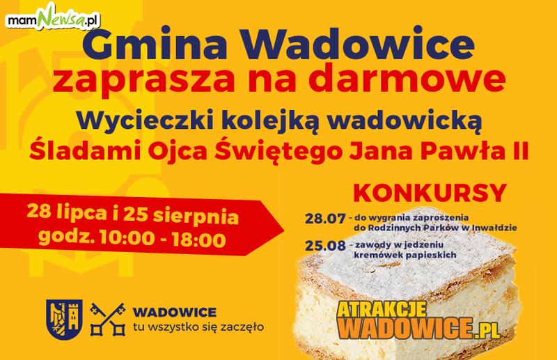 Dalszy ciąg świętowania 100-lecia urodzin Wielkiego Polaka – Karola Wojtyły!
