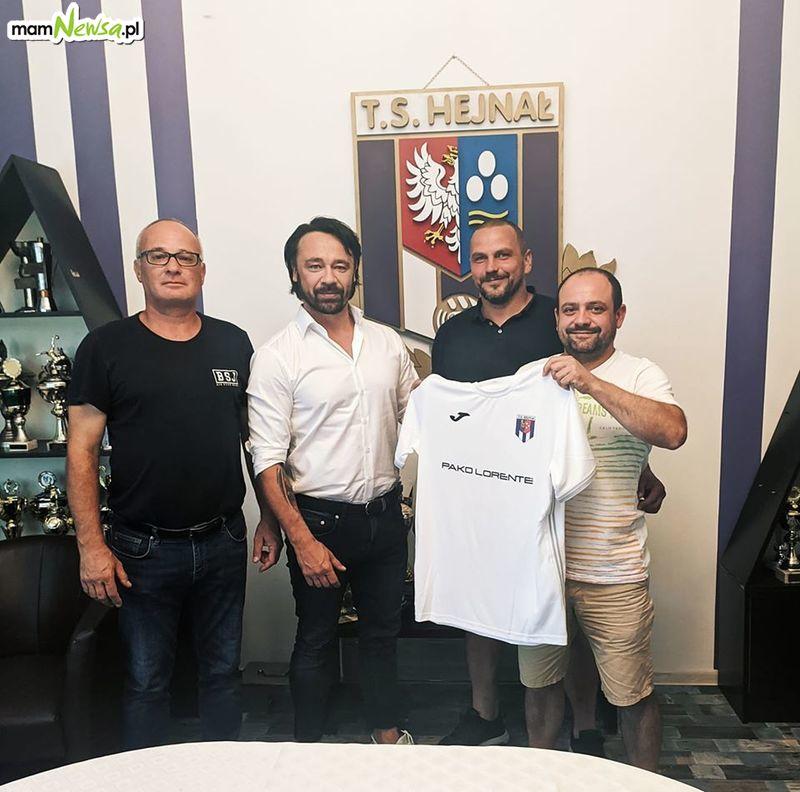 TS Hejnał Kęty z nowym sponsorem