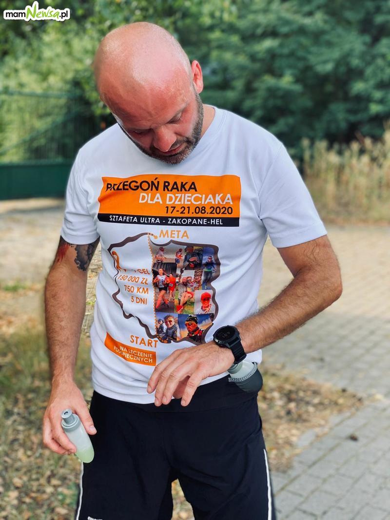 Bieg z Zakopanego na Hel! Finał akcji