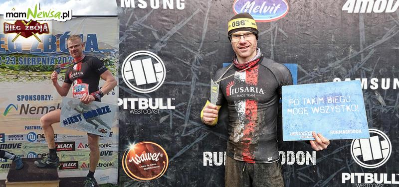 Chory na cukrzycę andrychowianin pokonał kolejny maraton