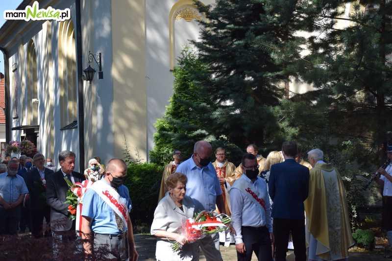 Andrychowskie obchody 40. rocznicy powstania Solidarności [FOTO]
