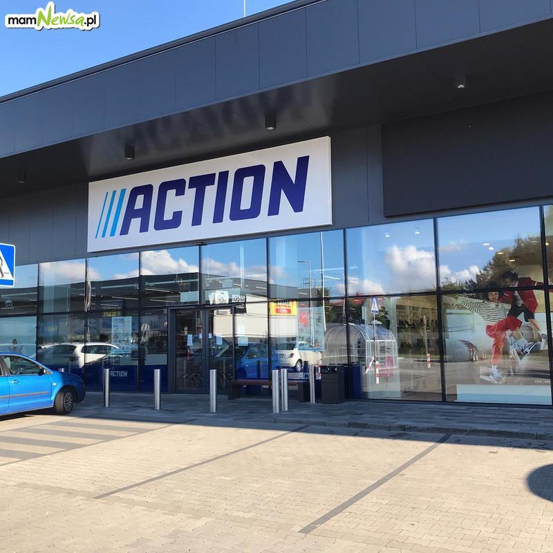 Action otworzył swój pierwszy sklep w Kętach