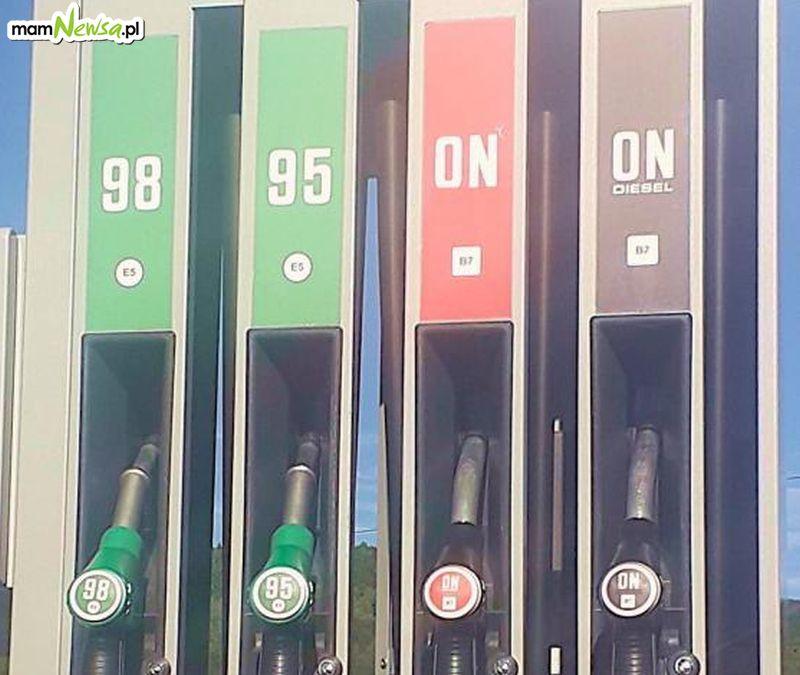 Przekręt na stacji paliw. Zarzuty dla 23-latka