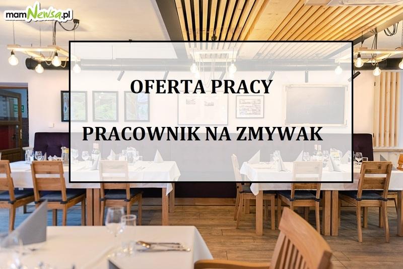 Restauracja na Starym Tartaku w Andrychowie zatrudni