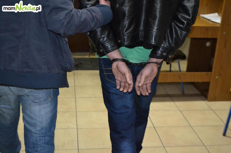 Stalker, który złamał zakaz zbliżania się do byłej partnerki, trafił do aresztu