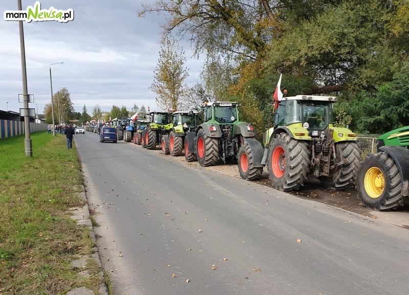 Rolnik z Wieprza wyjaśnia dlaczego protestuje przeciwko