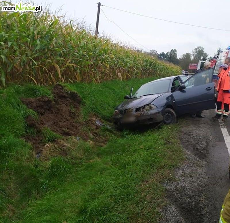 Fatalne warunki na drogach, przybywa kolizji