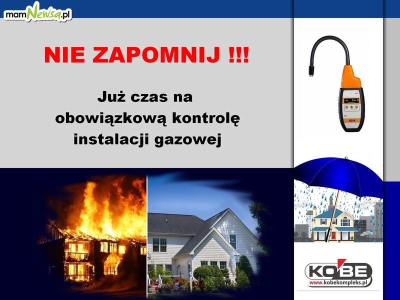 UWAGA GAZ!!! Zadbaj o bezpieczeństwo w swoimi domu, mieszkaniu czy firmie!!!!