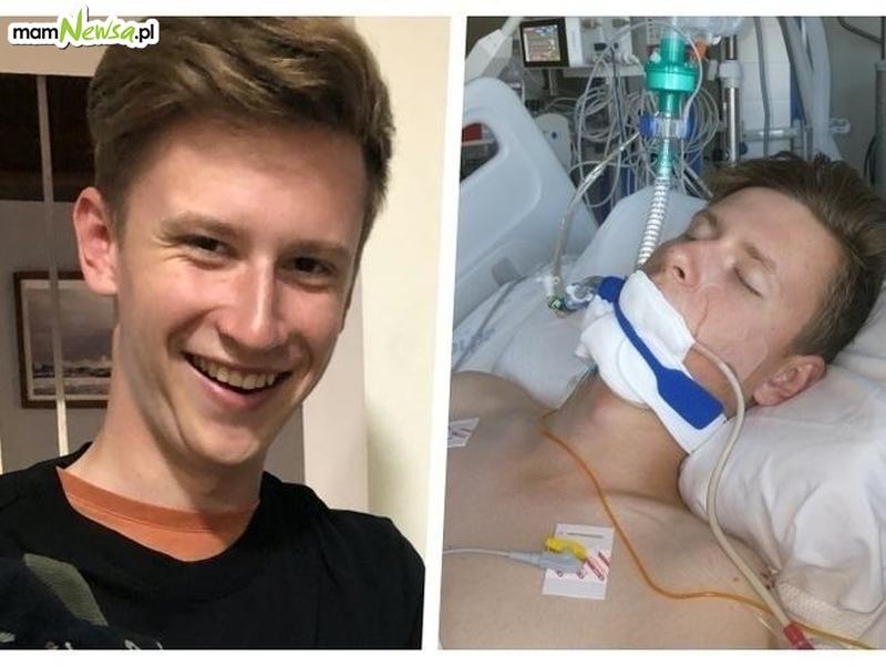 Mama poszkodowanego w tragicznym wypadku we Frydrychowicach Radka, prosi wsparcie
